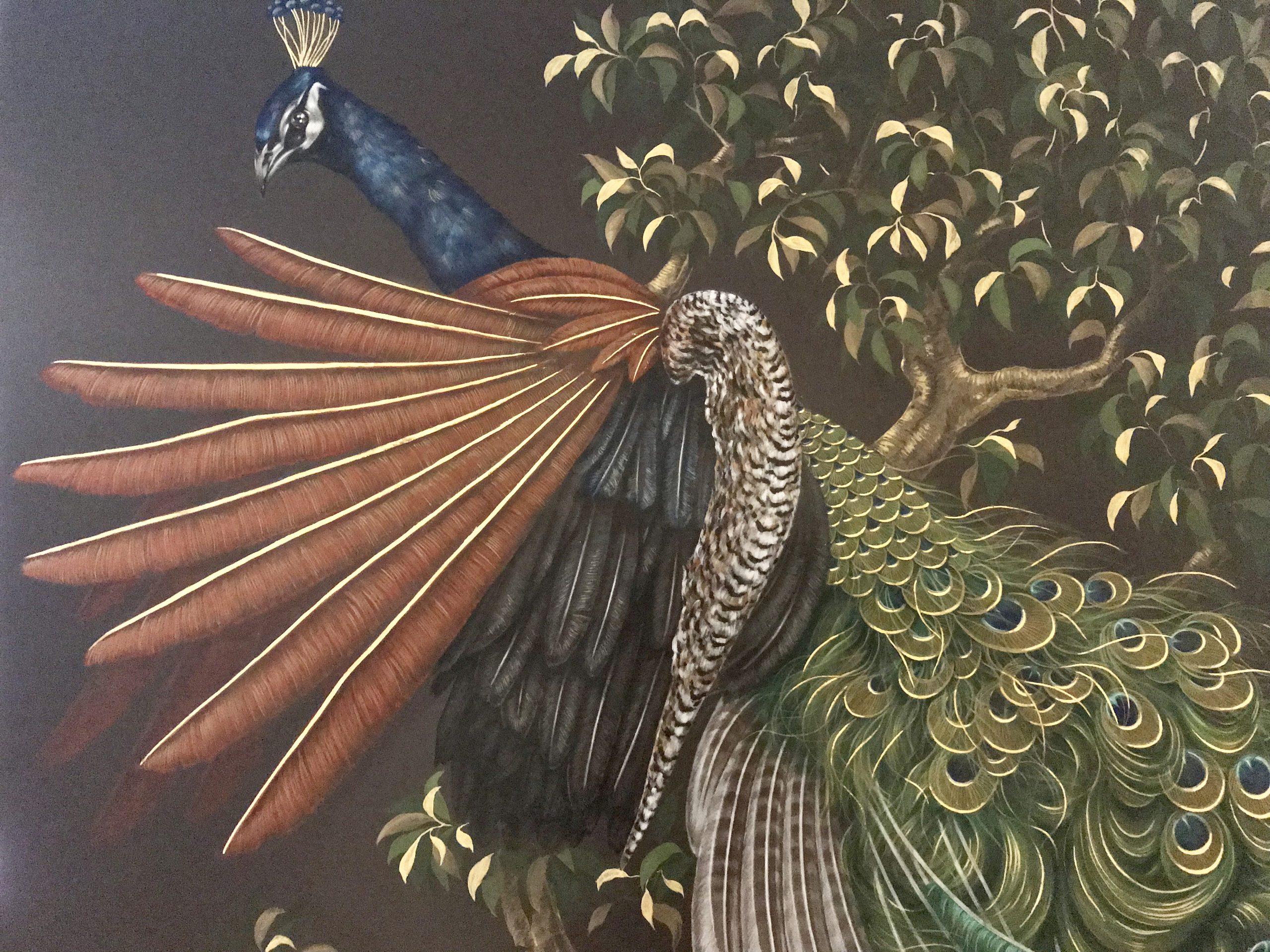 Top Peacock